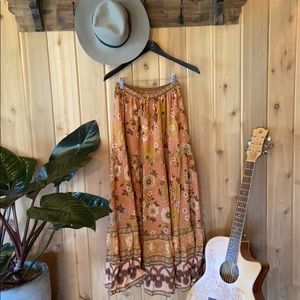 Spell and the Gypsy Buttercup Maxi Skirt